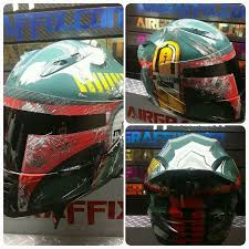 the 25 best boba fett motorcycle helmet ideas