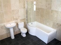 Bathroom Suites Ebay 1500mm Or 1700mm P Shaped Shower Screen Bath Bathroom Suite Toilet