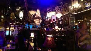 subdued lighting. House Of Jazz: Subdued Lighting U