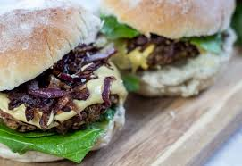 meaty and hearty homemade vegan burgers with spot on texture these are the best darn homemade vegan burgers made with simple whole food ings and