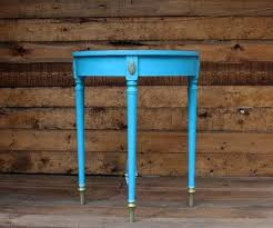 full size of small half round accent table semi tables circle bright beach blue gold dipped