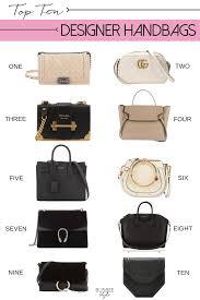 Best Designer Handbags Top 10 Designer Handbags Chanel Handbags Top Designer