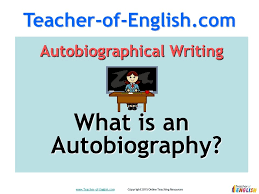 powerpoint biography autobiography teaching resources powerpoint lessons youtube