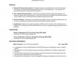 Picturesque Successful Resume Templates Resumes Examples Example