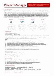 Project Manager Resume Template Pointrobertsvacationrentals Com