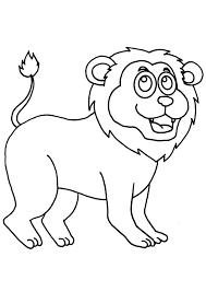 94 Dessins De Coloriage Animaux De La Jungle Imprimer