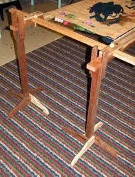 Amish Quilting Frames Wooden   plans wooden quilt frame quilting ... & quilt frame legs Adamdwight.com
