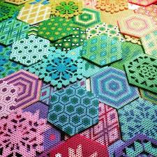 17 best ideas about hama beads coasters hama beads perler bead designs by julie k gray