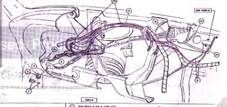 identifying the true factory gt 1966 mustang wiring diagrams electrical schematics 1966 Mustang Wiring Diagram #37