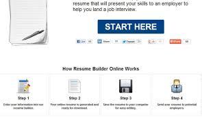 Resume Maker For Free Resume Online Resume Maker Free Attractive Online Resume Builder 17