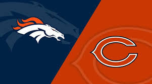 Chicago Bears Qb Depth Chart Chicago Bears At Denver Broncos Matchup Preview 9 15 19