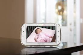 Motorola Video Baby Monitor with 5