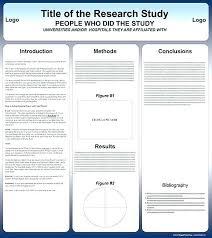 Scientific Poster Template Portrait Scientific Poster Template Free Academic Design Templates On