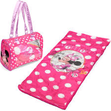 Minnie Mouse Bedroom Accessories Disney Minnie Mouse Toddler Sleepover Set Nap Mat With Duffle