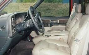 163 0412 05z1989 chevrolet silverado k1500 flareside 4x4 pickupinterior driver jpg