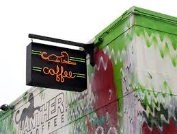 Lunch, dinner, groceries, office supplies, or anything else: Panther Coffee Miami United States Florida Afar
