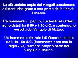 Gli esseni di qumrân erano un movimento di tipo comunitario e di tendenza radicale. Qumran Vangeli 7q5 Il Vangelo A Qumran Libro Nel Cassetto Vangeli Apocrifi E I Rotoli Di Qumran