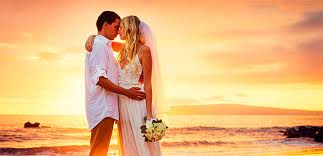 Image result for imagenes de boda en la playa