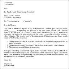 The Power Of A Debt Validation Letter James L Paris