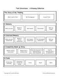 expository kernel essay structure gretchen bernabei writing bernabei writing tools treasury of text structures