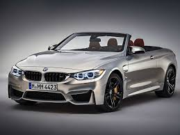 BMW M4 Convertible Photo Gallery