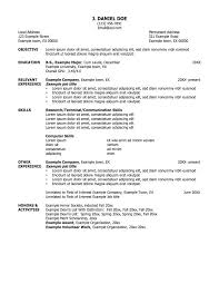 Histotechnologist Resume Sample
