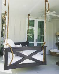 Porch Swing Bed Not Your Average Porch Swing Our Swing Beds Are Hand Built