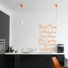 endearing kitchen wall art ideas good muums sticky floors laundry dirty oves happy kids quote orange  on modern kitchen wall art uk with wall art give you inspiration about kitchen wall art ideas pictures