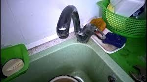 Плохо льется вода из крана <b>смесителя</b> - YouTube