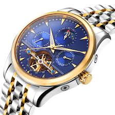 custom waterproof luxury gift men automatic winder mechanical watch winder