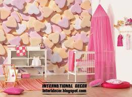 wall decorating ideas for children s