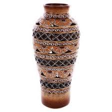 Купить <b>вазы</b> ручной работы в интернет-магазине Lookbuck