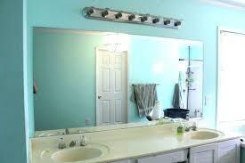 wall mirrors no frame full length mirror