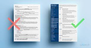 Graphic Design Resume Sample Guide 20 Examples The Principled