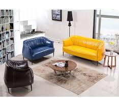 whole office sofa with colourful pu