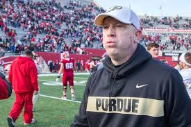 Louisville Football Brohm Says Hes Part Of Purdue Future