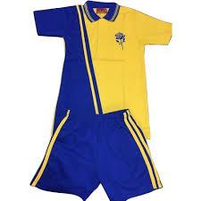 Collar Neck <b>Children Cotton Sports</b> Dress, Rs 250 /set, Aggarwal ...