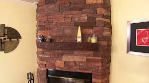 stack stone fireplace. Stack Stone Fireplace S
