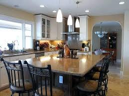 kitchen island dining tables kitchen island table combo design kitchen kitchen island dining table ideas