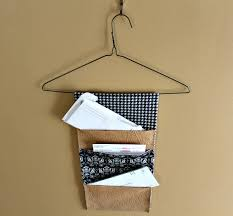 chic and simple mail organizers for the