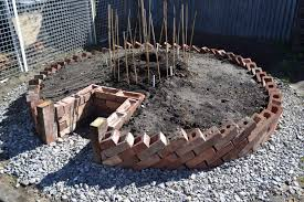 Keyhole Garden Design Awesome Creating An Africanstyle Keyhole Garden Permablitz Melbourne