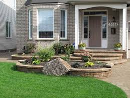 Landscaping Ideas With Stone Wall