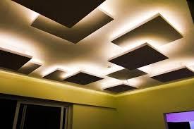 modern gypsum wall pop design