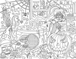 Small Picture New Adult Coloring Pages Floral Halloween Thanksgiving and More