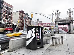 Pop Vending Machines Impressive Just Find It Nike's PopUp Vending Machine