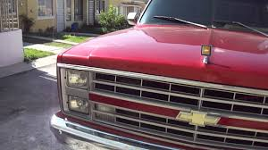 chevrolet 91 pick up cheyenne - YouTube