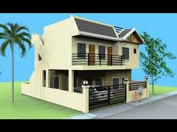 House plans India. House model Sheryl. Indian house designs and plans