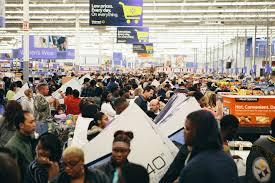 inside walmart black friday. Delighful Inside Black Friday 2012 At A Walmart Store Photo Walmartcom Intended Inside Forbes