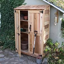 cedar garden shed.  Garden Outdoor Living Today 4u0027 X 2u0027 Cedar Garden Storage Shed With S
