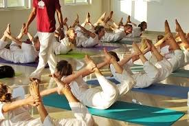 yoga teacher training india and health